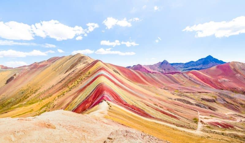Vinikunka, montagne colorée, Pérou