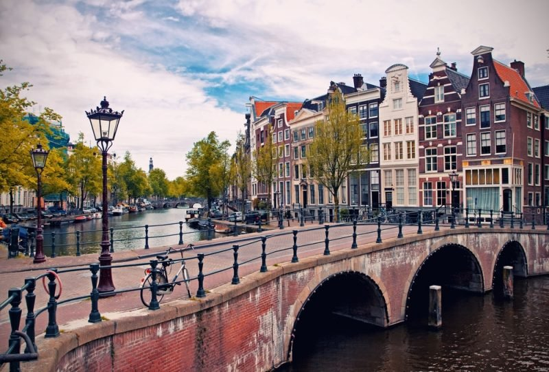 Visiter Amsterdam aux Pays-Bas