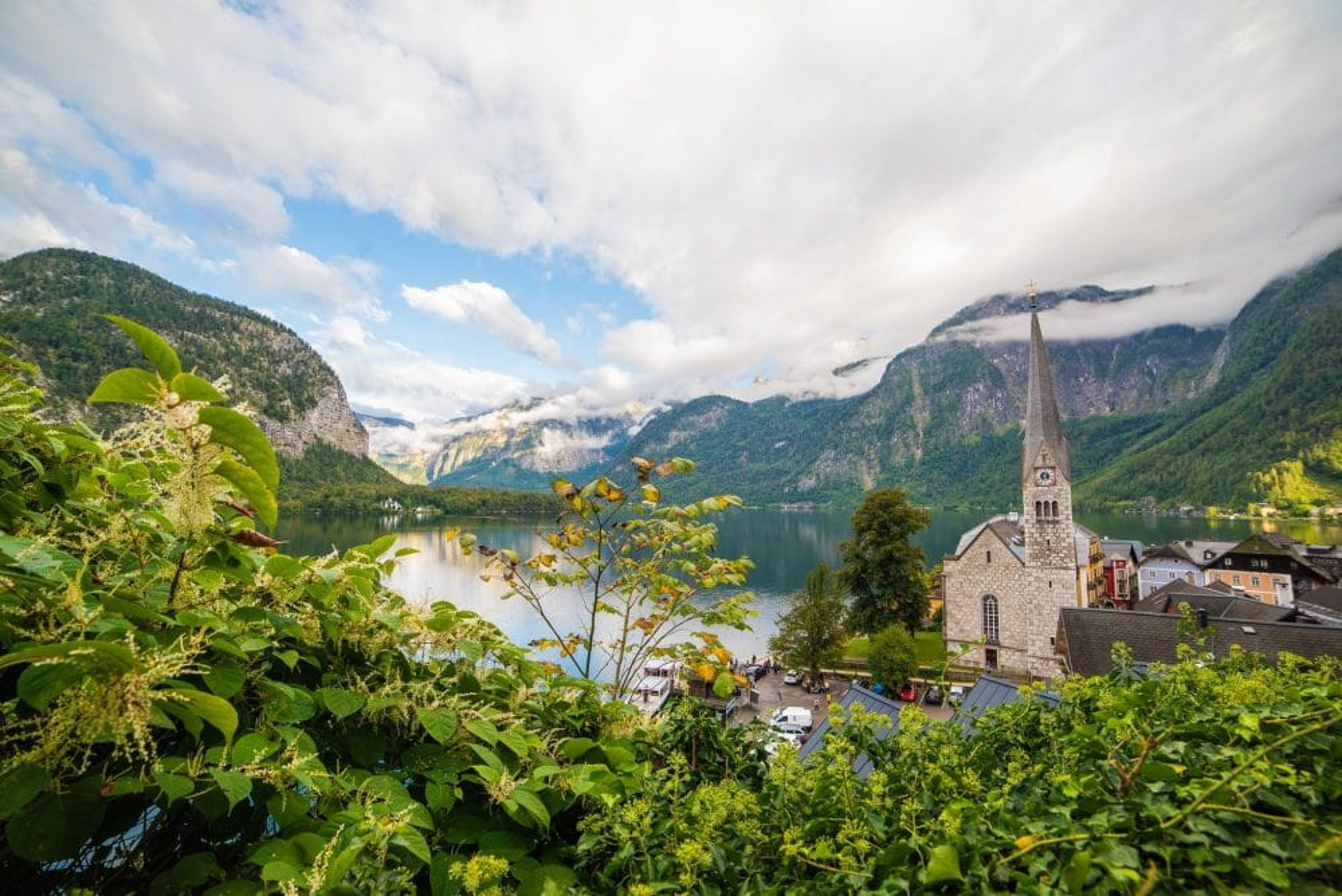 Visiter l'Autriche