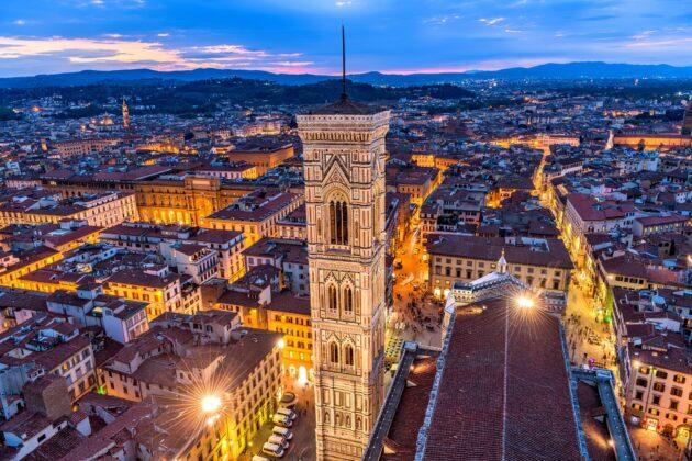 Visiter le Campanile de Giotto à Florence : billets, tarifs, horaires