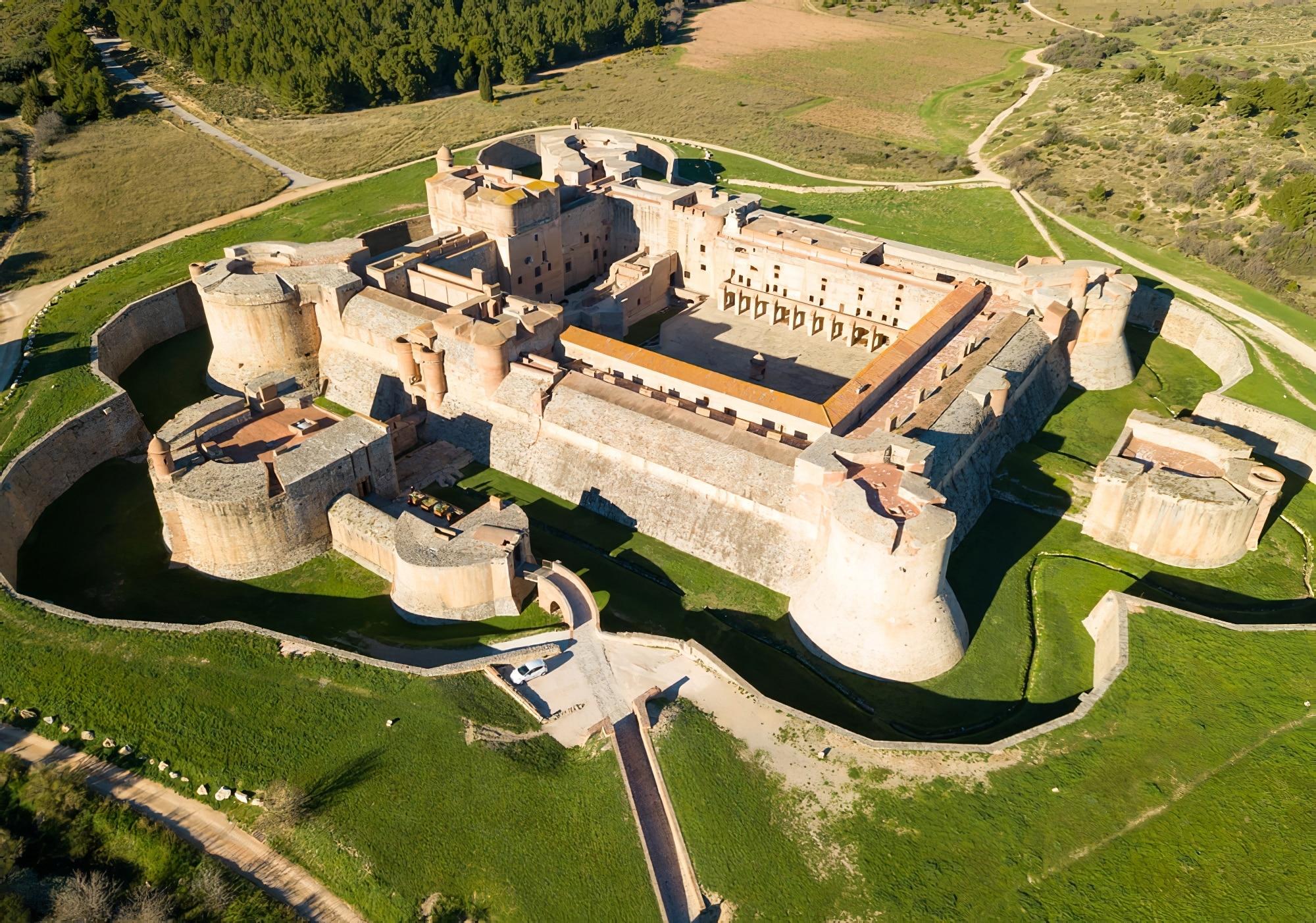 Visiter la Forteresse de Salses près de Perpignan