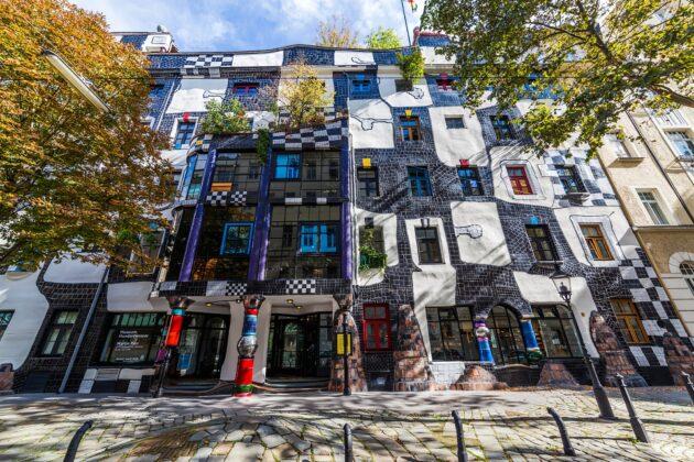Visiter le Musée Hundertwasser à Vienne : billets, tarifs, horaires