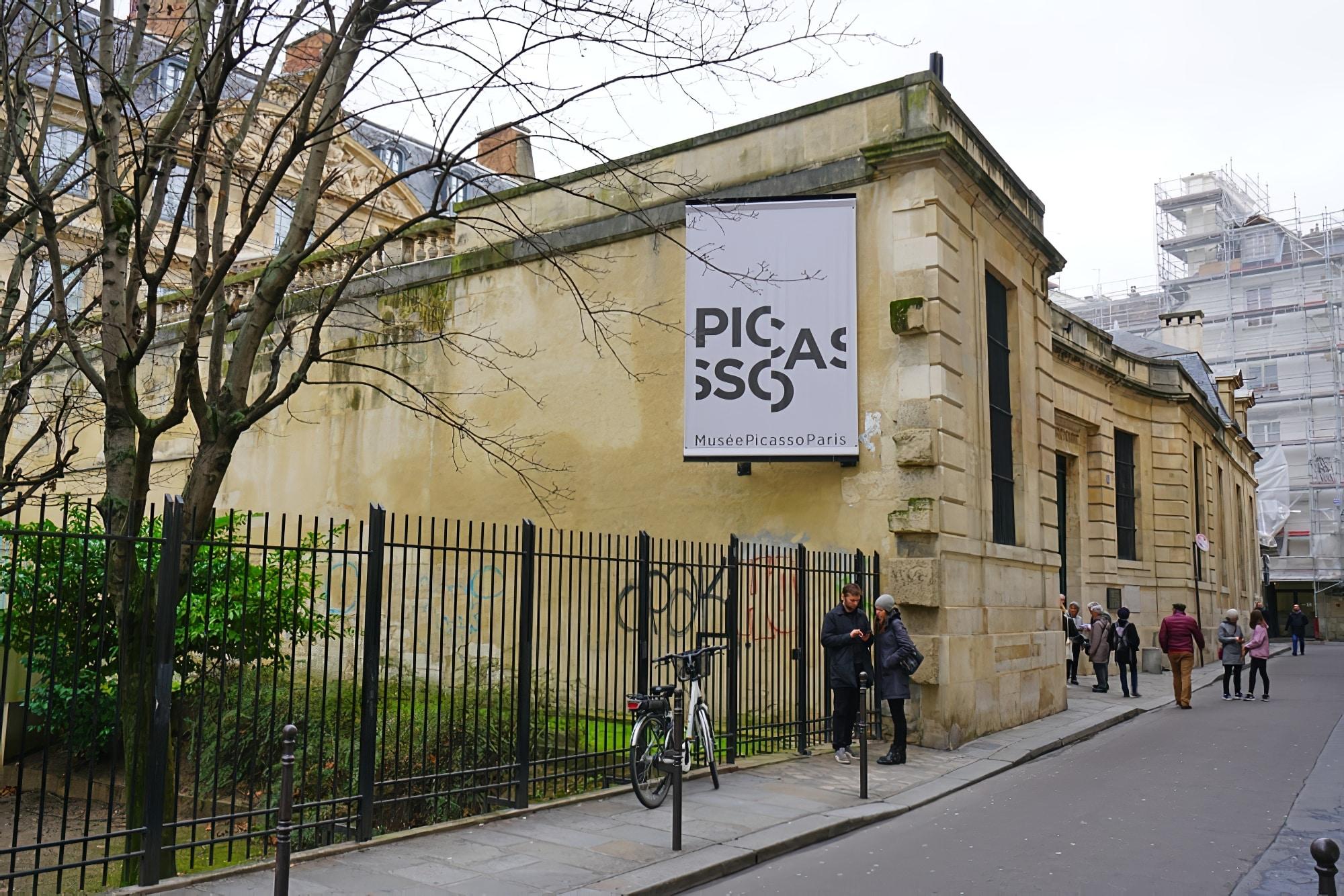 Visiter le Musée Picasso à Paris : billets, tarifs, horaires