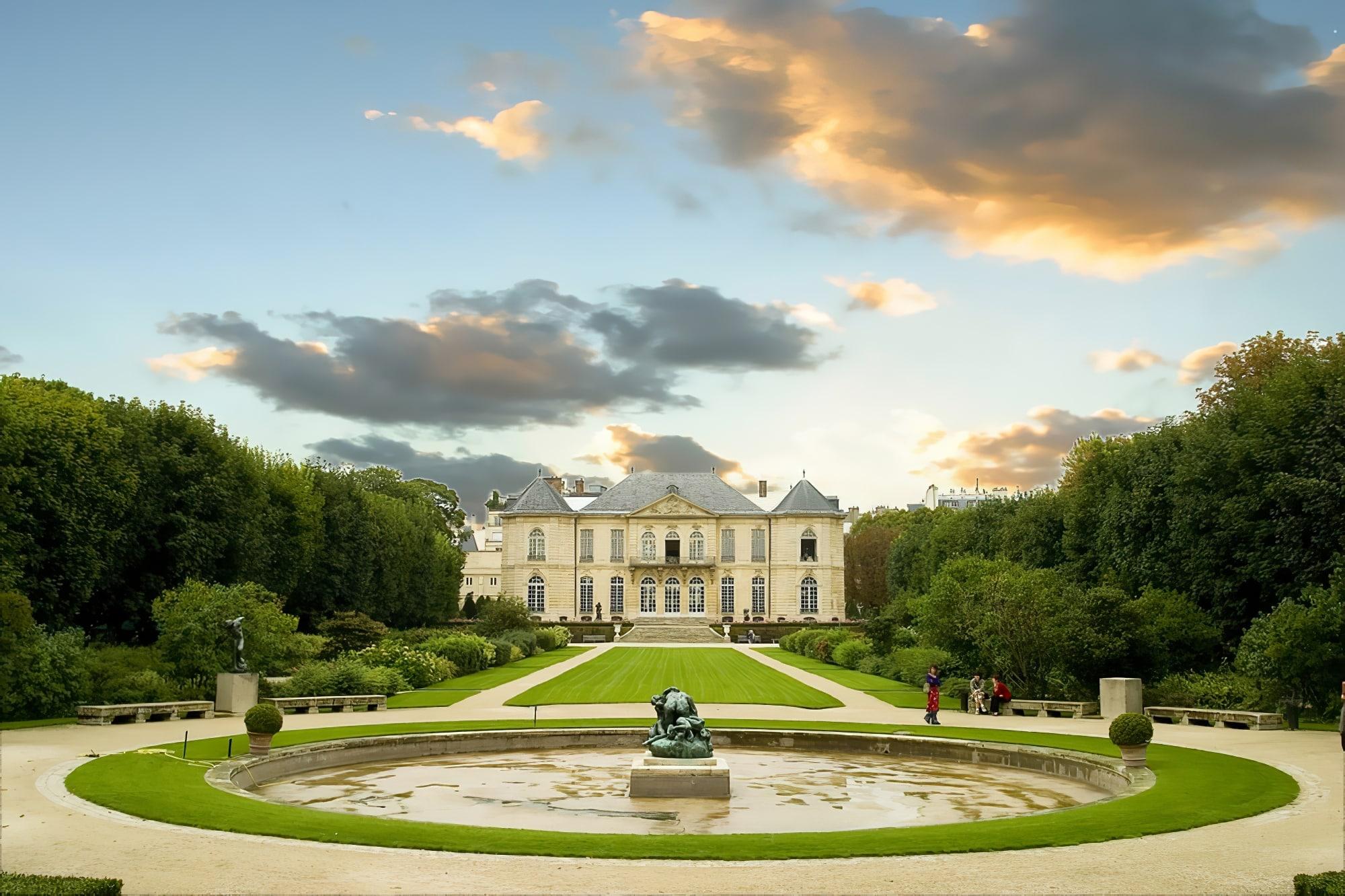 Visiter le Musée Rodin à Paris