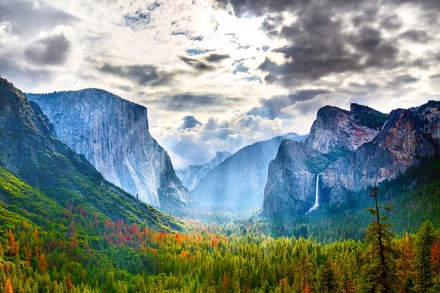 Visiter le Parc national de Yosemite : billets, tarifs, horaires