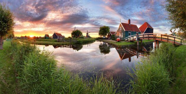 Les 12 plus beaux endroits à visiter aux Pays-Bas