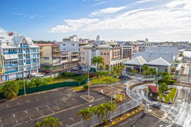 Visiter Pointe-a-Pitre en Guadeloupe