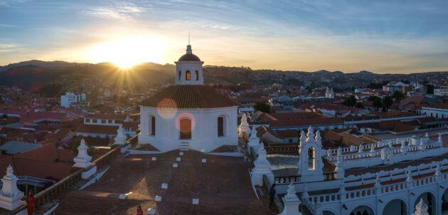 Visiter Sucre en Bolivie