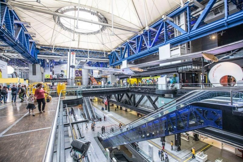 Que voir et faire à la Cité des Sciences et de l'Industrie à Paris ?