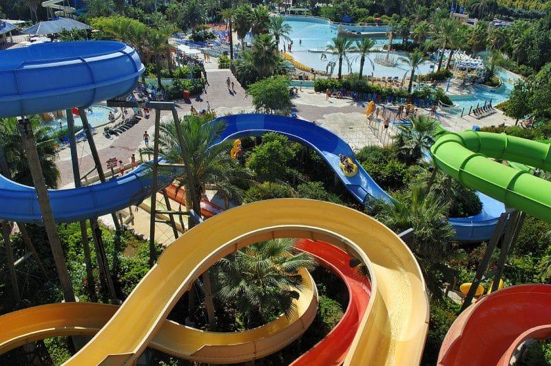 Que voir et faire au Costa Caribe Aquatic Parkà PortAventura ?