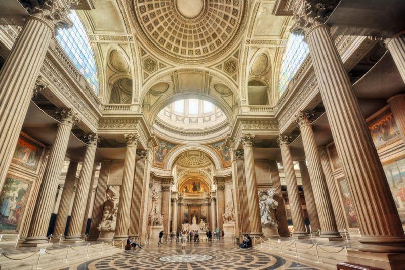 Que voir et faire au Panthéon à Paris ?