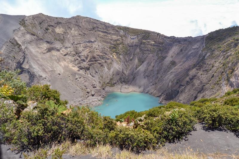 Volcan Irazú, Costa Rica