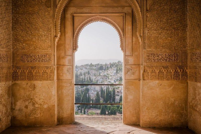 Voyage halal en Espagne, Alhambra, Grenade