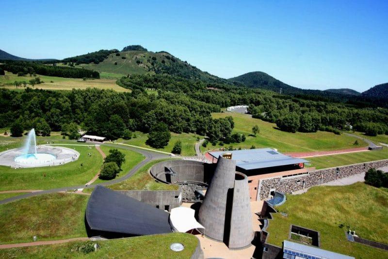 Vulcania parc d'attraction