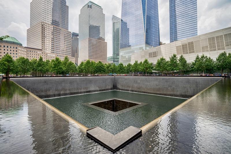 9/11 Memorial, New-York