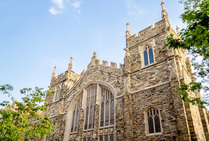 Abyssinian Baptist Church, New-York
