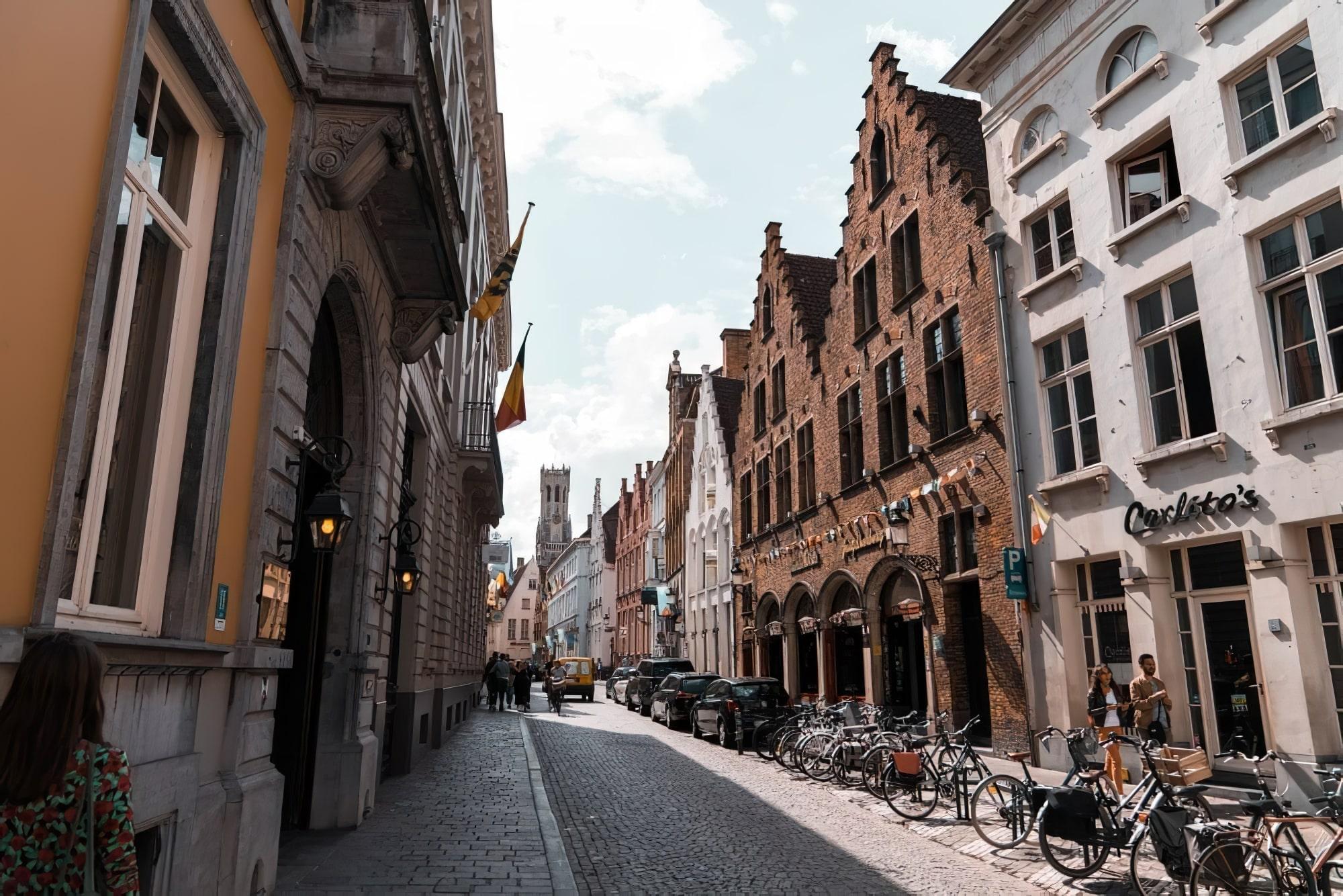 Activités et visites gratuites à faire à Bruges