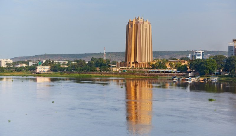 Quartier du fleuve, Bamako