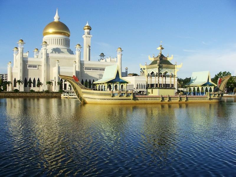 Bandar Seri Begawan, Brunei