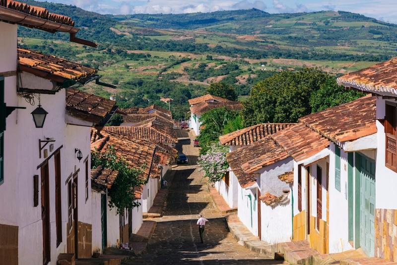 Barichara, Colombie