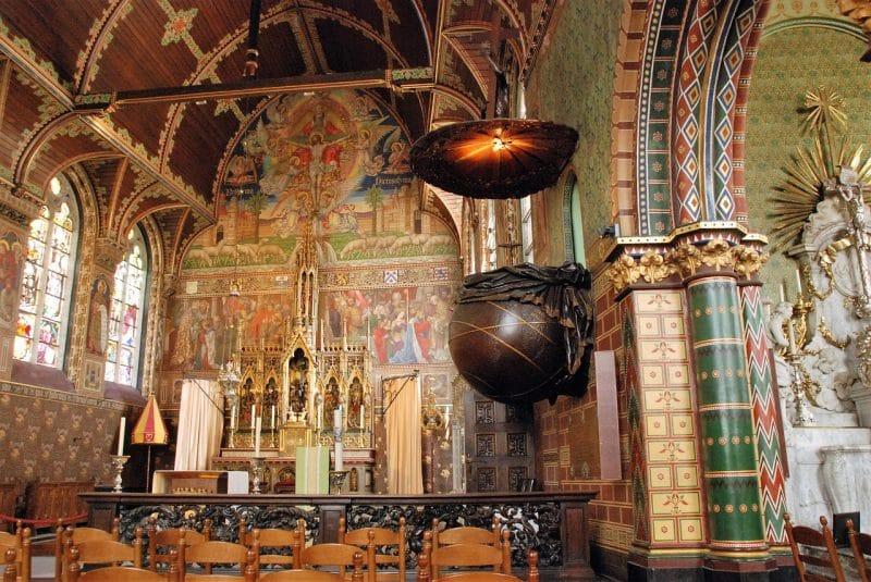 Basilique Saint-Sang, Bruges