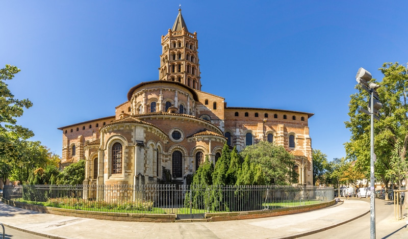 Basilique Saint-Sernin, Toulouse