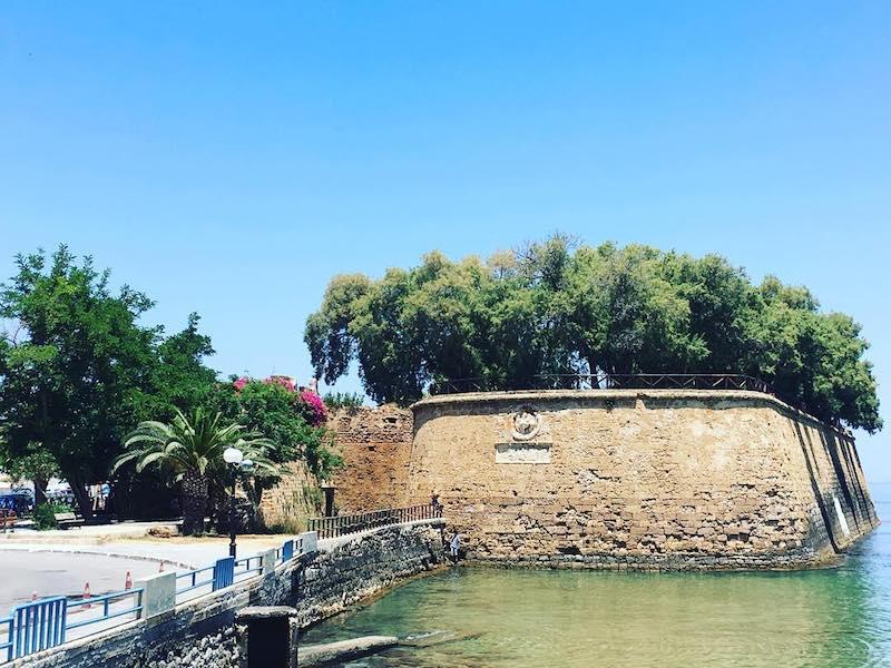 bastion Saint Nicolas de Molos, La Canée
