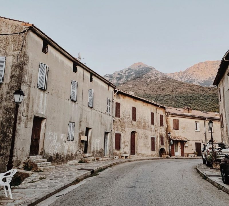 Village Bocognano, Corse