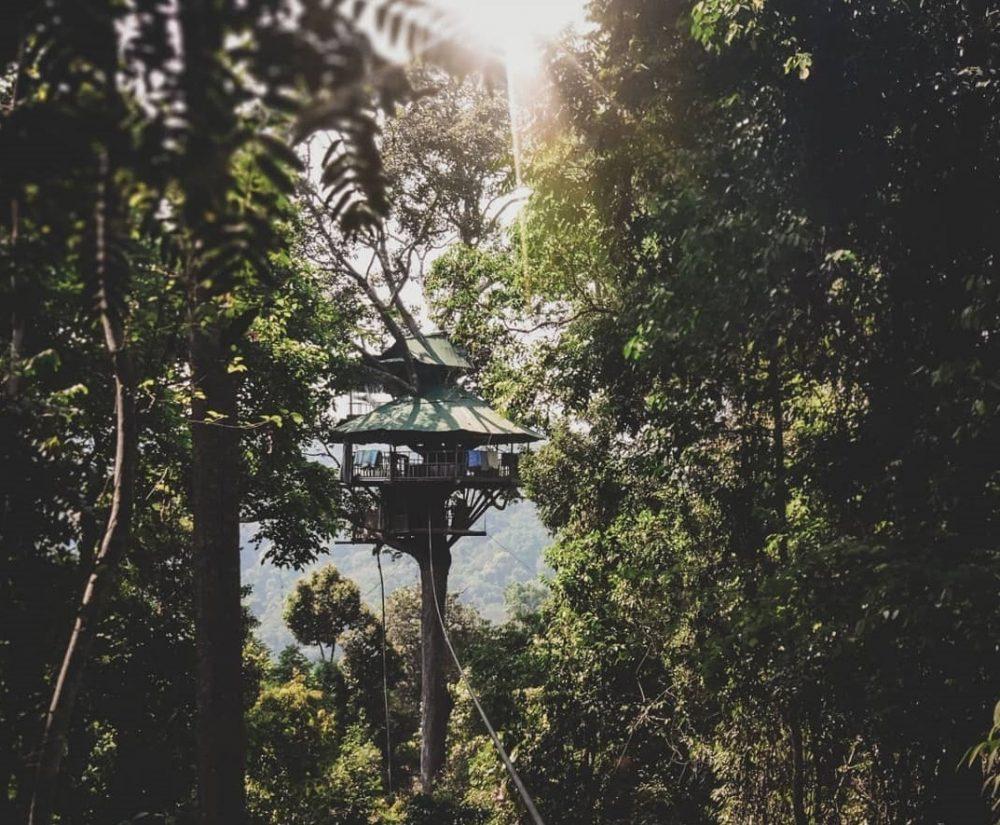 Réserve naturelle de Bokéo, Laos