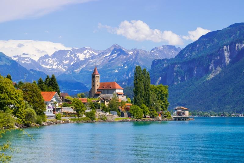 Brienz, Suisse