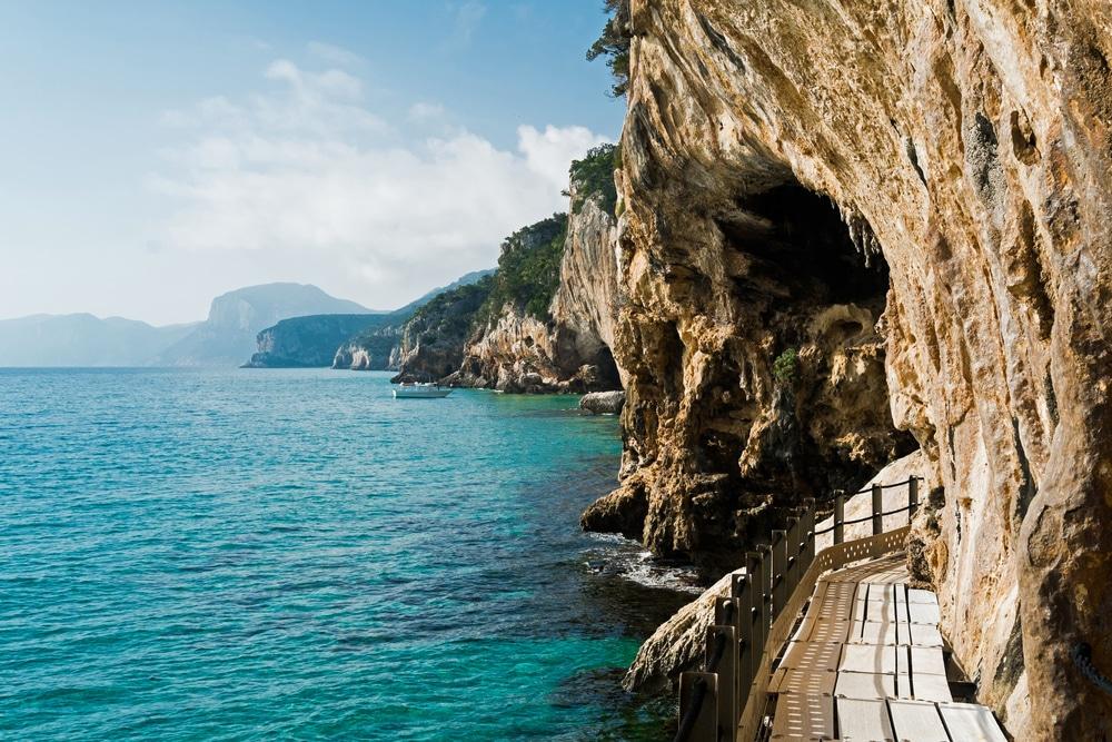 Grottes Bue Marino, Sardaigne