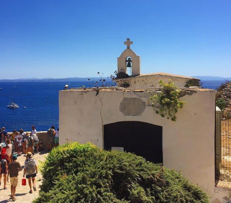 Montée Saint-Roch, Bonifacio