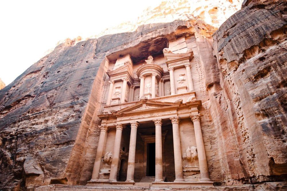Cité de Pétra, Jordanie