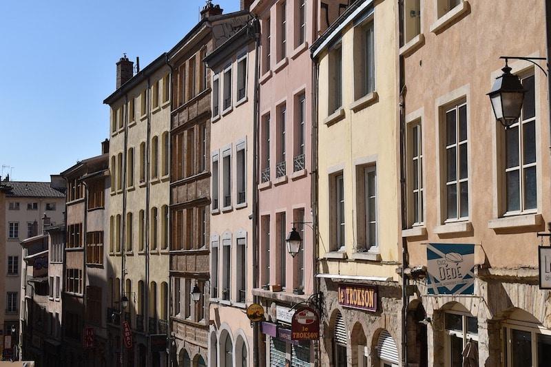 La Croix-Rousse, Lyon