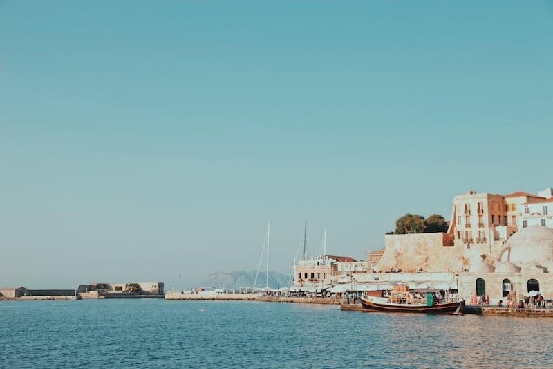 Port Vénitien, La Canée