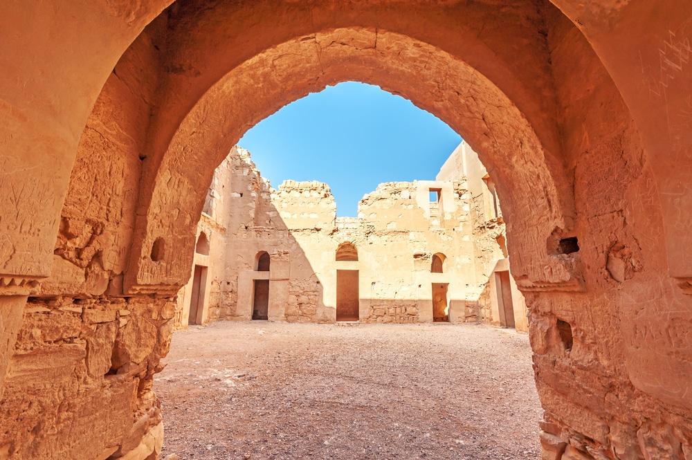 Châteaux du Désert, Jordanie