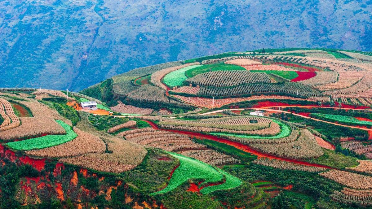 Dongchuan, Chine