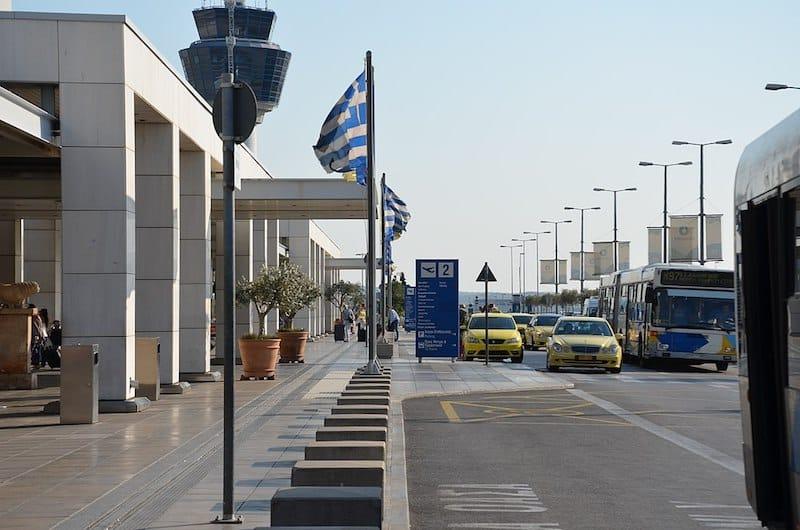Aéroport Athènes