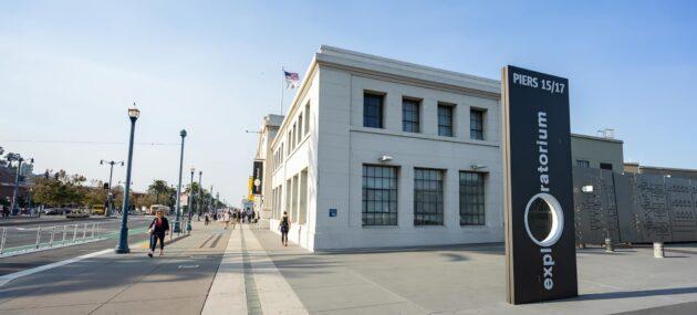 Visiter l'Exploratorium à San Francisco : billets, tarifs, horaires