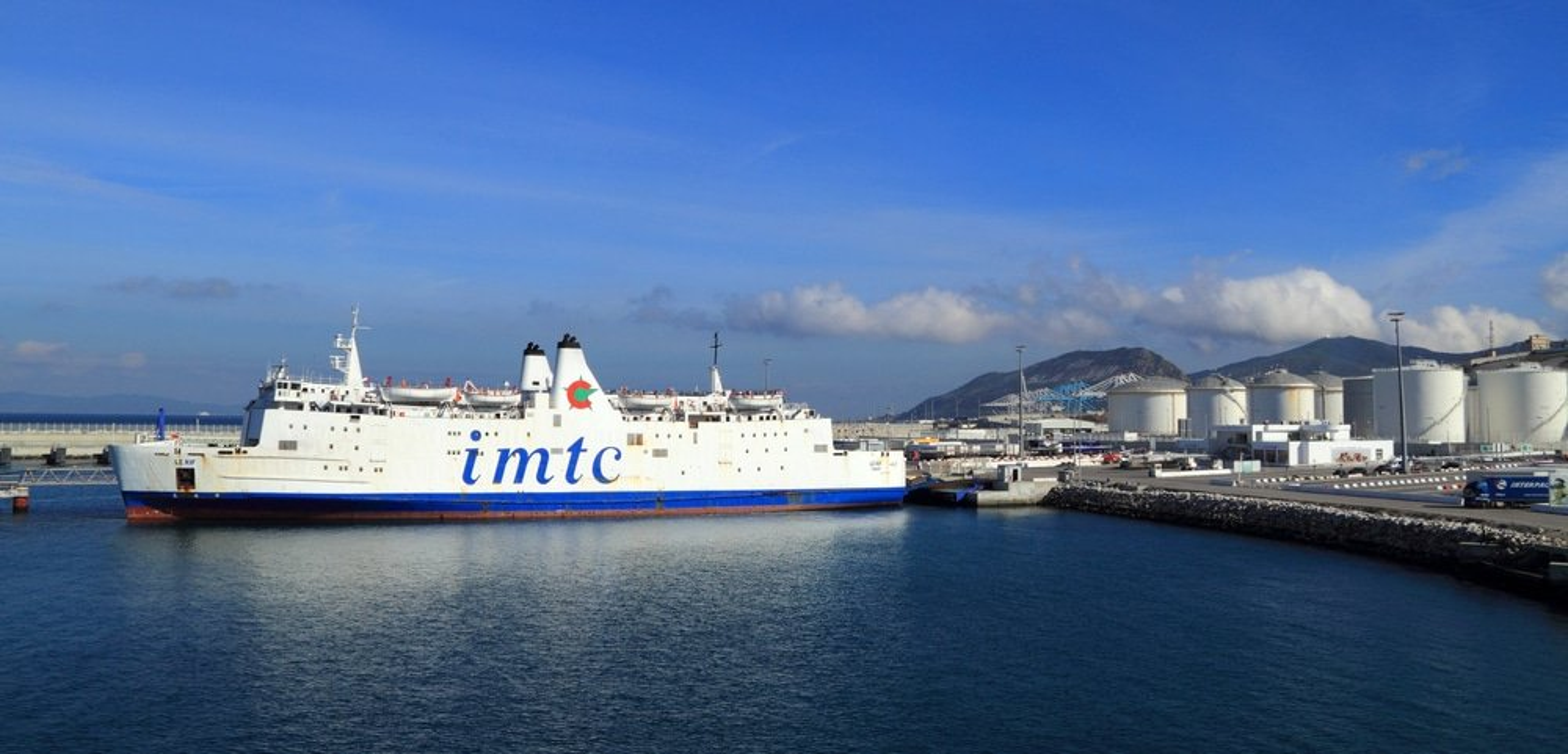 Ferry Maroc