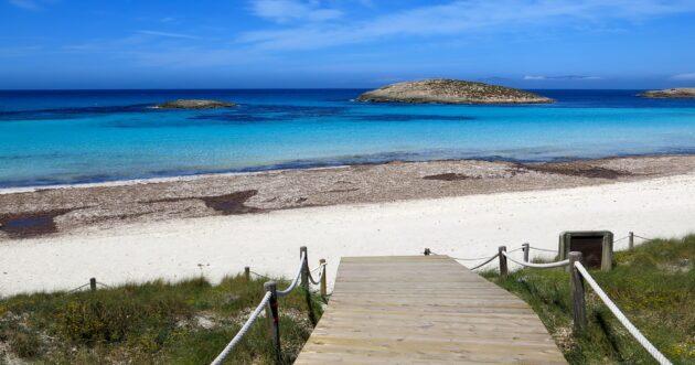Comment aller à Formentera depuis Ibiza en ferry ?