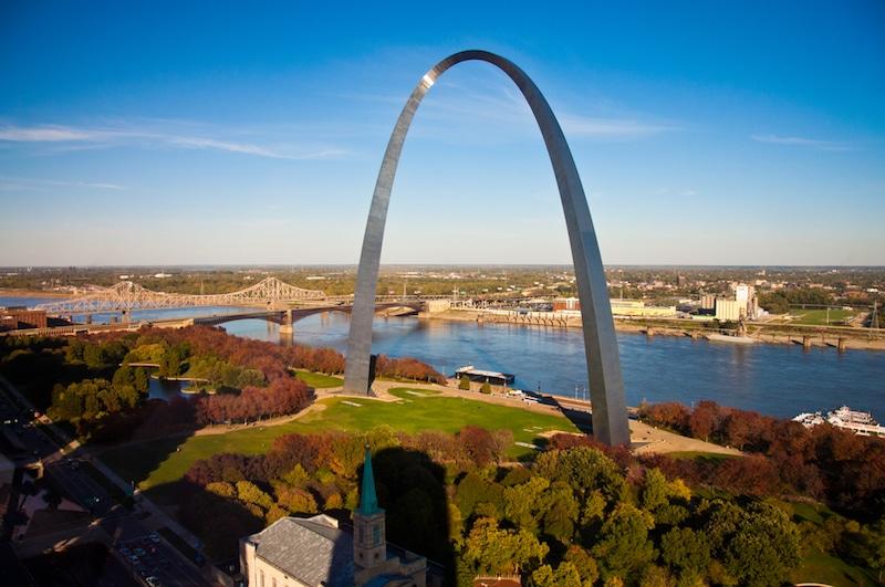 Gateway Arch, Saint-Louis