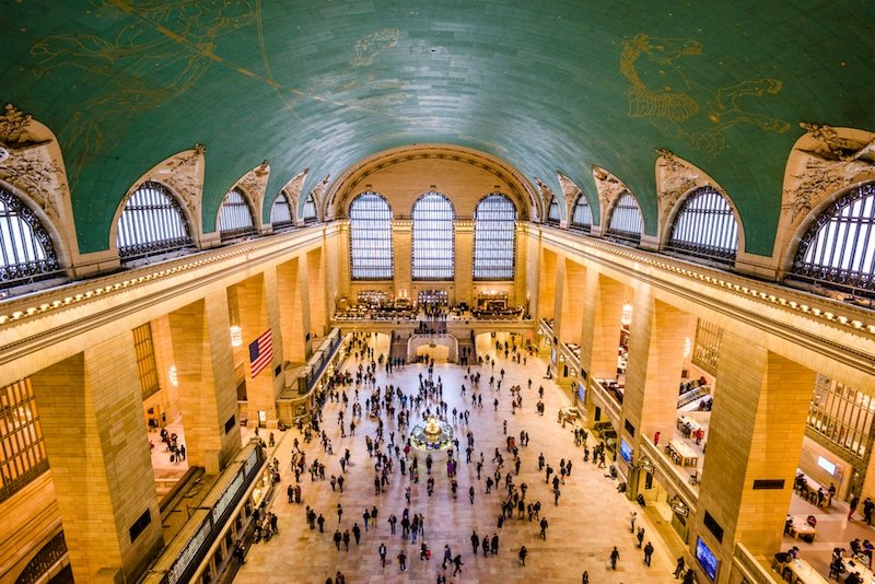 Grand Central Terminal, New-York