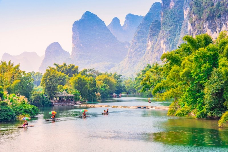 Guilin, Chine