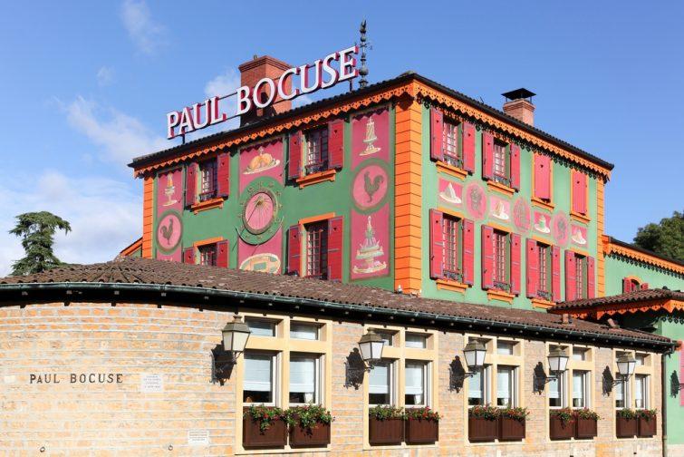 Halles Paul Bocuse, Lyon