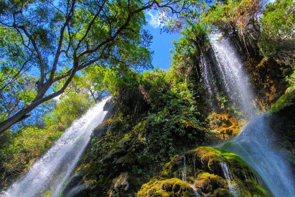Cascade Saut d'Eau, Haïti