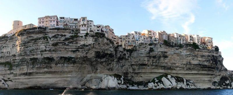 Haute ville de Bonifacio