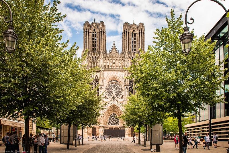 Histoire de la Cathédrale de Reims