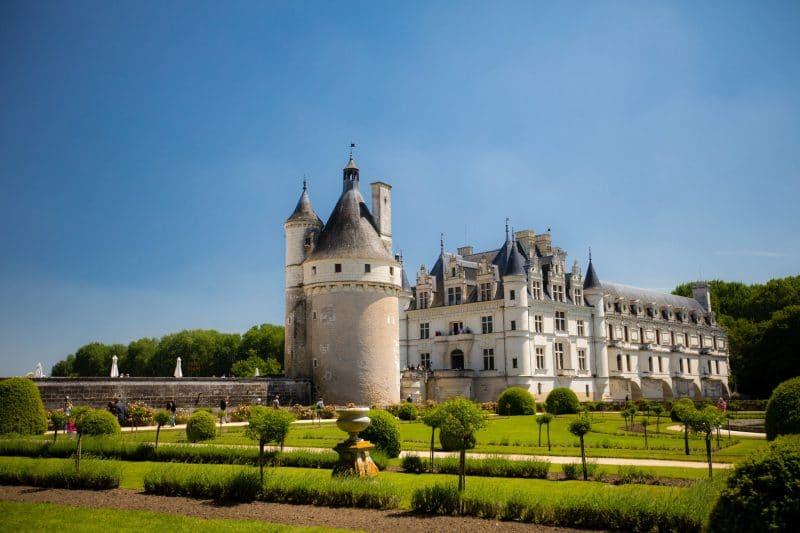 Histoire du Château de Chenonceau