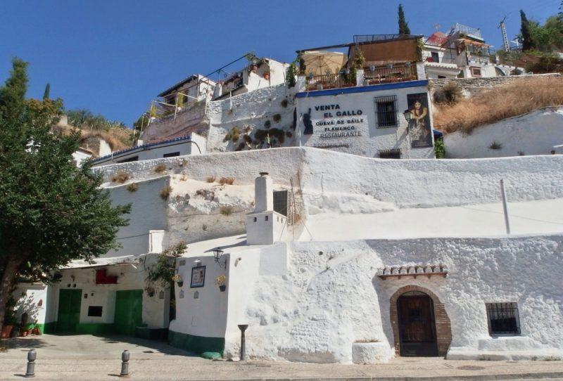 Histoire des Grottes de Sacromonte à Grenade